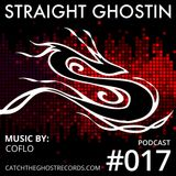 SGP017 Mix by Coflo | Straight Ghostin' Podcast - Deep House Mix
