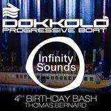 Infinity Sounds 4th B'day - Dokkolo - 120818