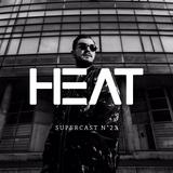 Heat Supercast #23 by Germain Rojo