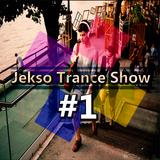 Ahmed Saeed Jekso - Jekso Trance Show #1