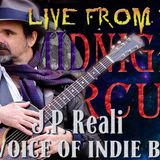 LIVE from the Midnight Circus Featuring J.P. Reali