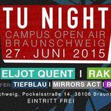 Live @ TU Night Braunschweig