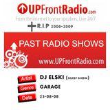 UPF RADIO_DJ ELSKI_GARAGE