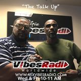 The Talk Up #1 - Ray Large