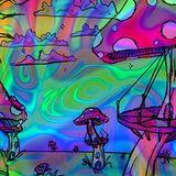 Simsonatic - Psychedelic experience three juli 2016