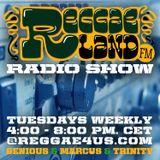 Reggaeland FM radio show @ reggae4us.com (02-Jul-2013 / P2)