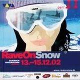 Tok Tok (Live PA) @ Rave On Snow Part 11 - Saalbach Hinterglemm - 13.12.2002