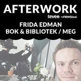 Frida Edman från Bok & Bibliotek / MEG - Afterwork Nr4