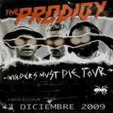 The Prodigy @ Sant Jordi Club, Barcelona, 03.12.2009