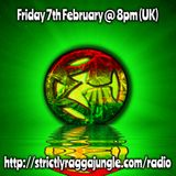 DJ Embryo - Strictly Ragga Jungle Radio Live 18