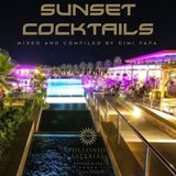 Sunset Cocktails for Apollonion Resort Hotel Mixed and Compiled By Dimi Papa