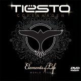 Tiesto - Elements of Life World Tour - Copenaghen Disc 1
