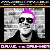D.A.V.E The Drummer - Acid Punk Royale 2017 Promo Mix