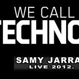 Samy Jarrar - We call it Techno Vol.1  (live set)