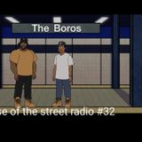 pulse of the street show 32 commercial: The Boros