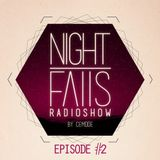 Cemode Presents: Night Falls #2 III Guestmix by 4Play