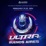 W and W - Live @ UMF Buenos Aires 2014 (Argentina) - 22.02.2014