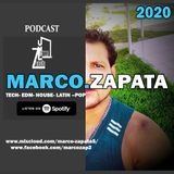Marco Zapata - The route of summer dance House Music Podcast Mix vol 2020 Vol 01