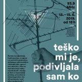 Radio Borba 18.06.'19. Ljubica Letinić