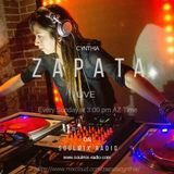 Cynthia Zapata Live on Soulmix Radio 5.20.18