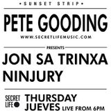Jon Sa Trinxa - Live @ Savannah, Ibiza (27-06-2013)