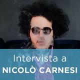 Intervista a NICOLÒ CARNESI
