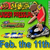 UNDER PRESSURE Reggae Radio Program - Feb. the 11th 2013