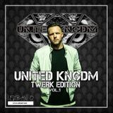 DJ Urban O - United KNGDM - TWERK Edition Vol.1 (2016)