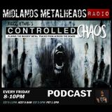 The Controlled Chaos Show - 15th September 2017