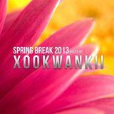 Liveset  Spring Break 2013 for MARINES WEEKEND Club Living Mexico  - Xookwankii