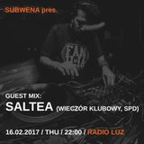 Saltea-Broken Structures V guest mix for Subwena