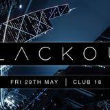 BLACKOUT, Tag&Nacht, Club18, Hong Kong