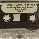 "Darren Jay @ Syrous ""Origin Unknown"" August 1994 Side B"