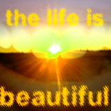 the life is beautiful