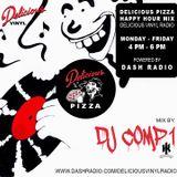 Delicious Pizza Happy Hour Mix - Set One