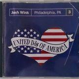 United Dj´s of America 3 - Philadelphia, PA - Josh Wink 1995