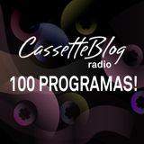 Cassette blog en Ibero 90.9 programa 100