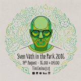 Sven Vath @ In the Park - Tini Soundgarden - Italy 14-08-2016
