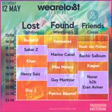 Henry Saiz @ WE ARE LOST Festival 2018, Thuishaven Amsterdam - 12 May 2018