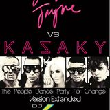 Dj GR - Erika jayne Vs Kazaky - The People Dance Party For Change (Versión Extended)