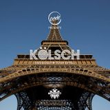 Kölsch - Live at Tour Eiffel, Paris, France (16-10-2017)