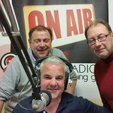 #ISMEHour #2 Mark Hurley, Spector on CharityRadio.ie