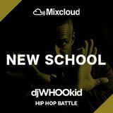 DJ Whoo Kid's New School Mixtape by DJ re-sound