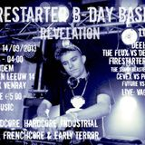 The ShockBlaster vs Bart - Revelation - Firestarter B-day (14-09-2013)