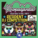 Propaganda DJ competition