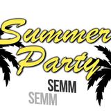 Semm at Summerparty 2016