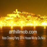 Arthillmob.com Ibiza Closing Party 2014