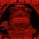 STARK REALITY with JAMES DIER aka $MALL ¢HANGE EPISODE 11 Geoffrey Wilson aka DJ Rev Robert Sinewave