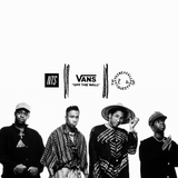 Chris P Cuts - Vans x A Tribe Called Quest - 5th April 2018