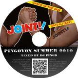 PINGOVOX SUMMER 2010